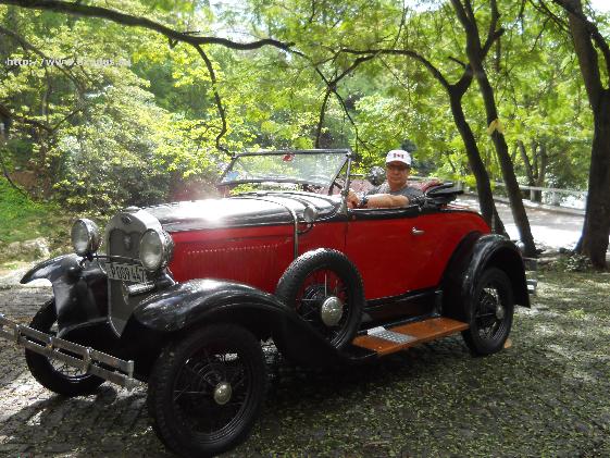 Куба, старые машины