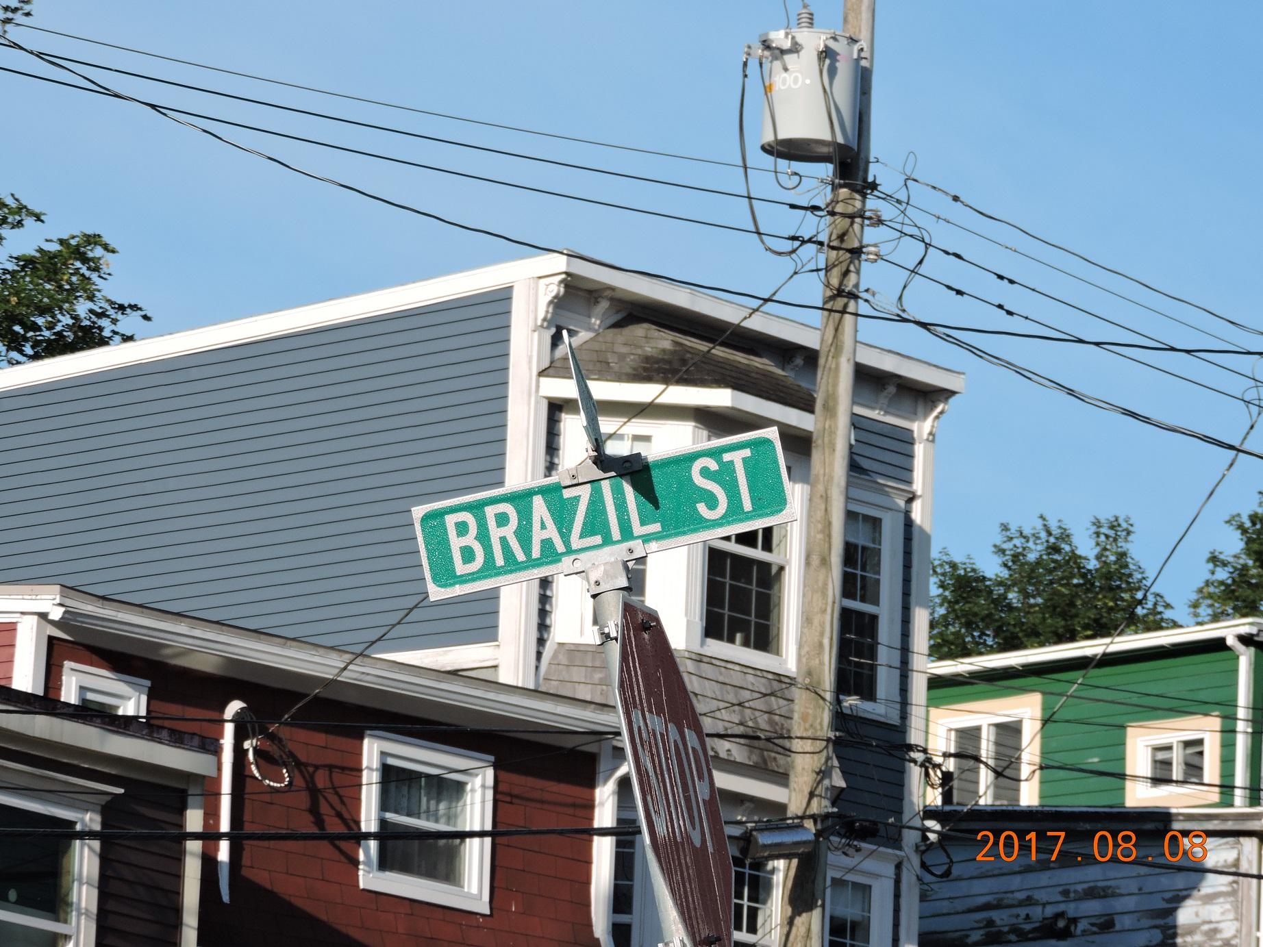 Brazil street.