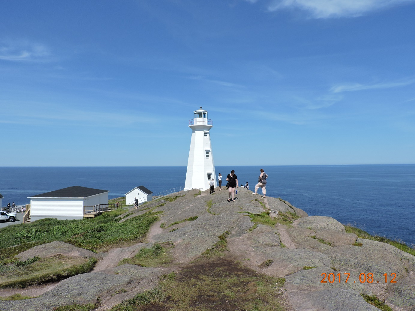 Cape Spear Lighthouser