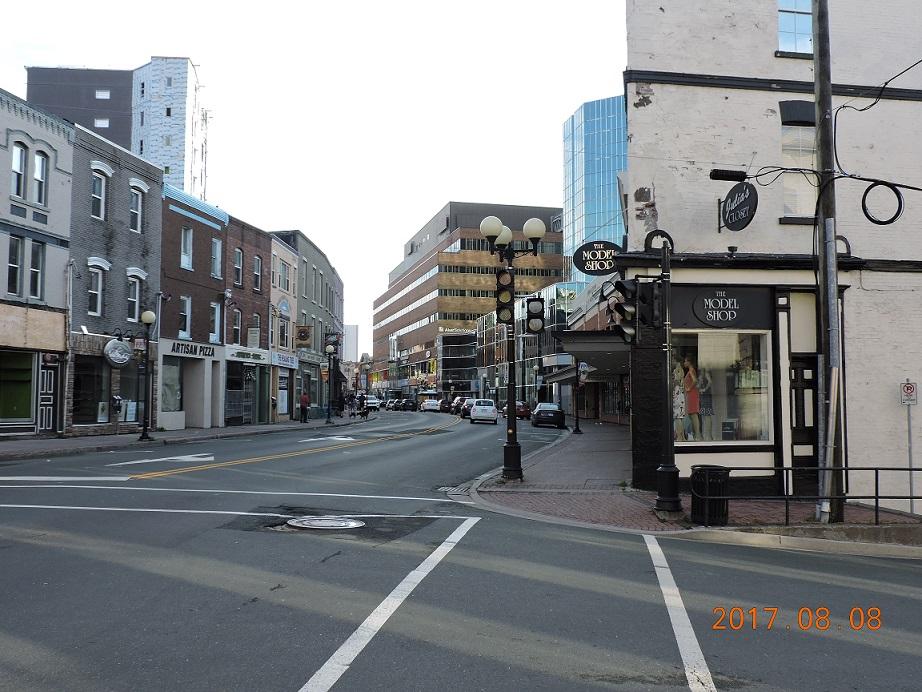 St John's Water street.