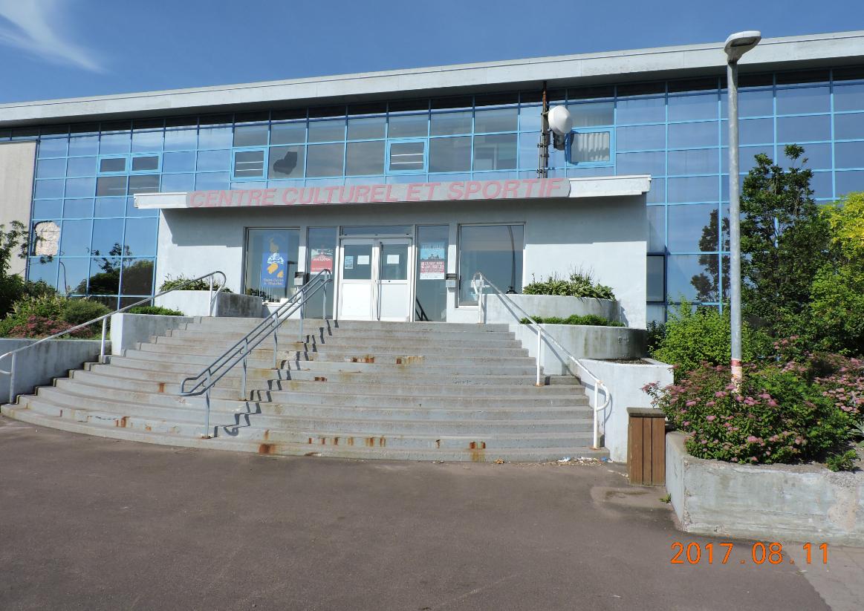 City of St. Pierre. Centre Culturel et Sportif.
