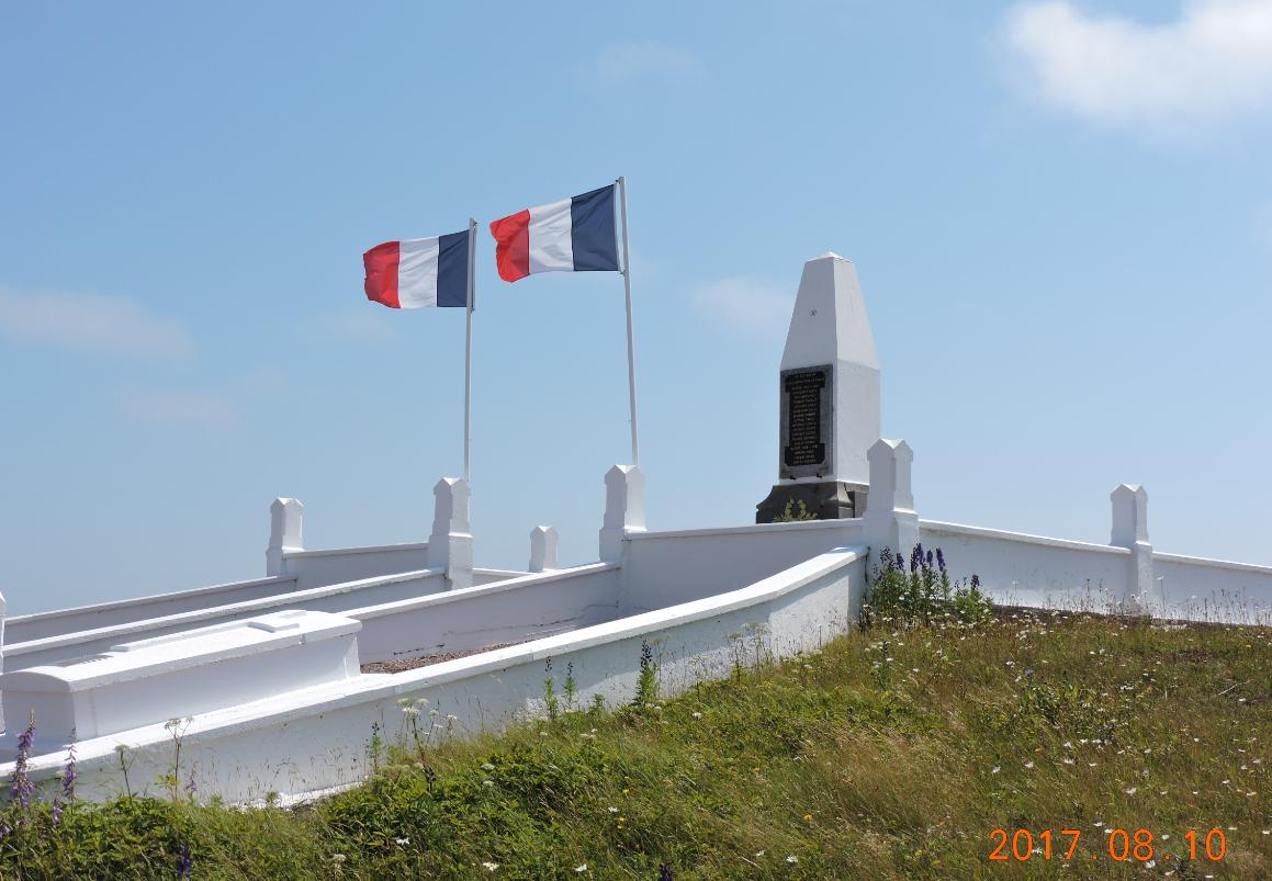 City of St. Ile aux Marins.