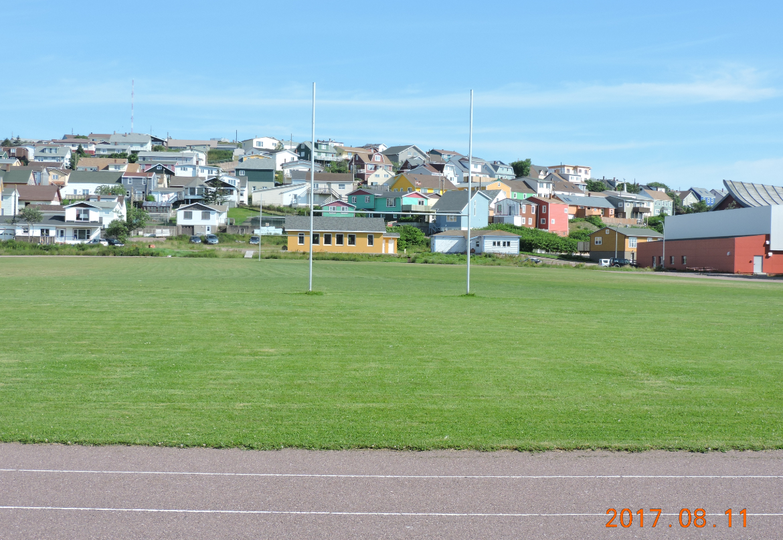 City of St. Pierre. Stadium.