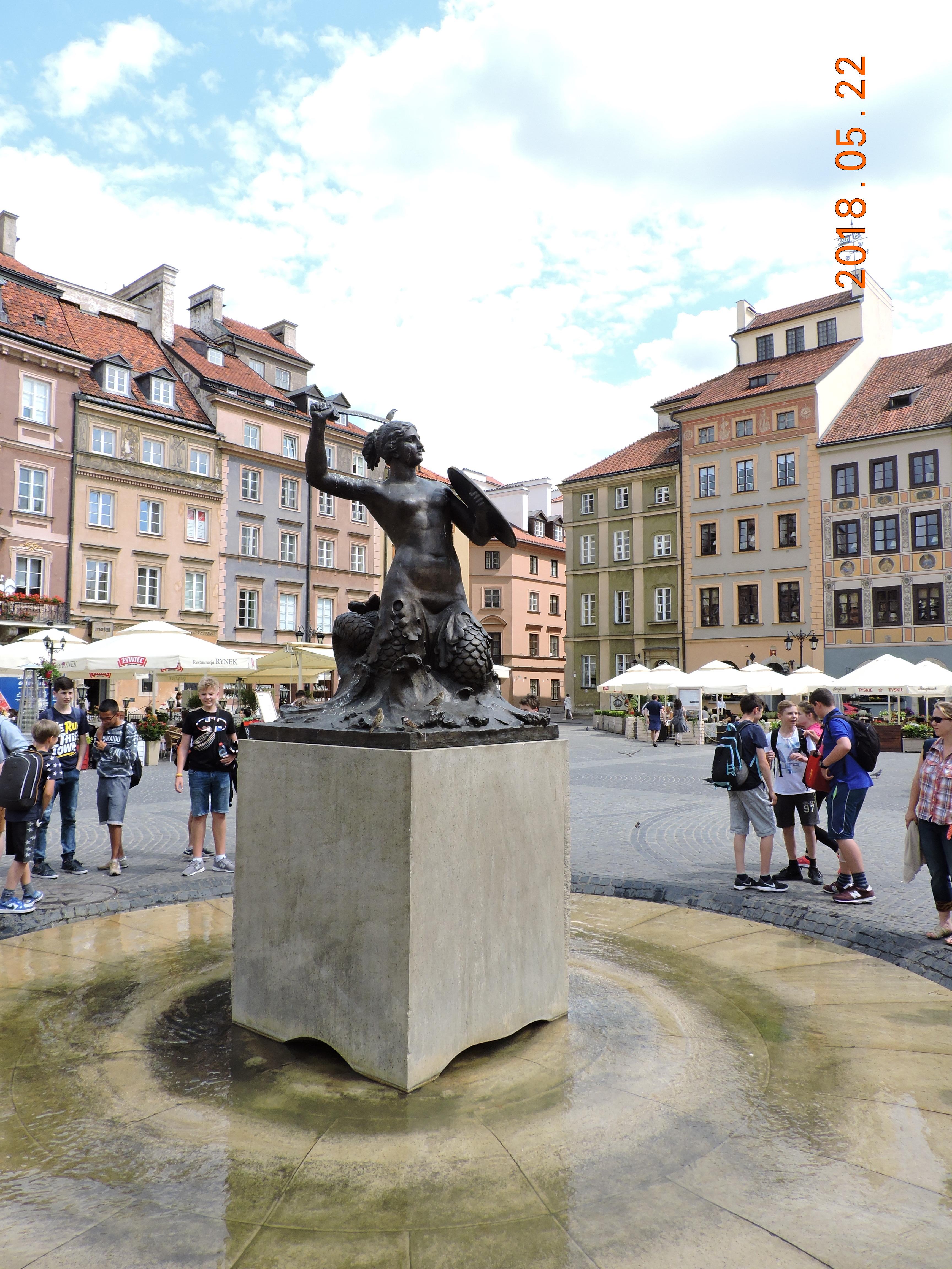 Warsaw Mermaid