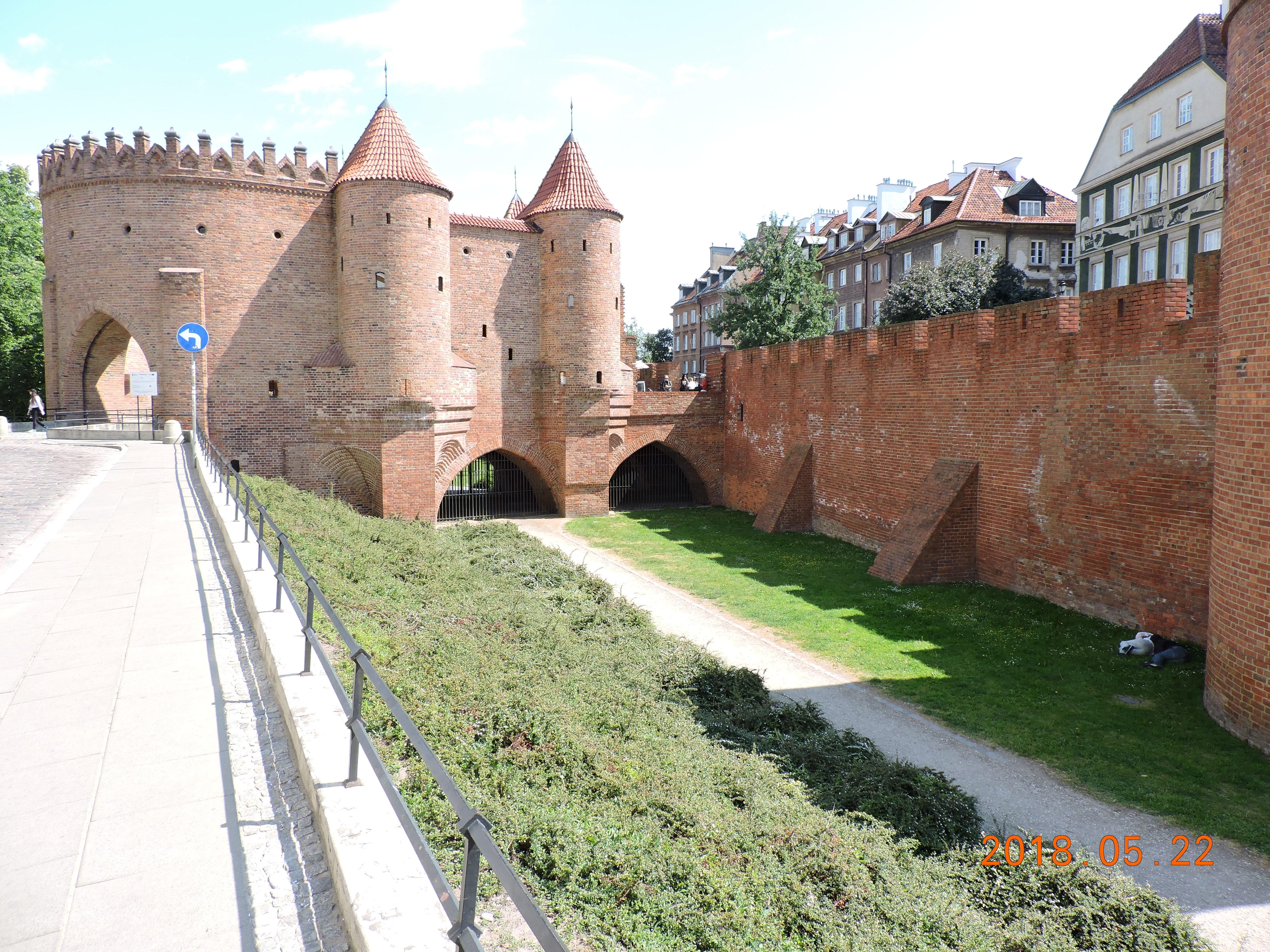 Warsaw Wall